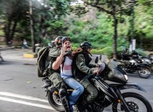 Manifestacione Caracas