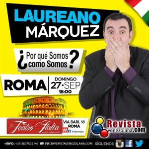 Laureano en Roma