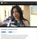 Intervista di Liana Mistretta – RaiNews24