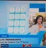 Reporte sobre el Terremoto en Italia para Televen