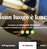 """Nessun Luogo è Lontano"": Intervista su Radio24"